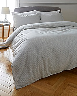 Balham Grey Duvet Cover Set