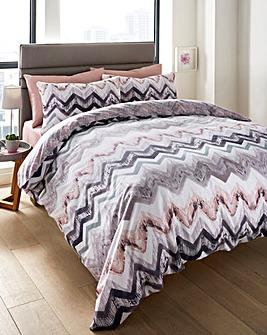 Belgravia Pink Duvet Cover Set