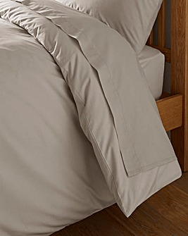 100% Cotton Percale 200 TC Flat Sheet