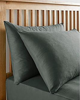 100% Cotton 200 TC Housewife Pillowcases