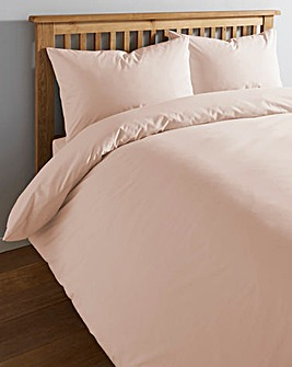 100% Cotton Percale 200 TC Duvet Cover
