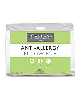 Anti Allergy Hollowfibre Pillows