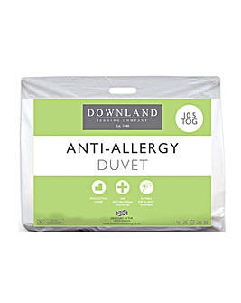 Anti Allergy Hollowfibre 10.5 Tog Duvet