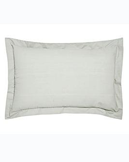 Grey 180 TC Oxford Pillowcases