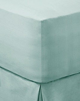 Blue Haze Extra Deep Fitted Sheet