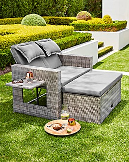 Woburn Double Lounger