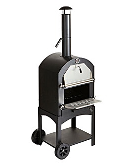 Spear & Jackson Outdoor Pizza Oven & BBQ