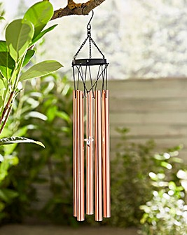 Copper Wind Chime