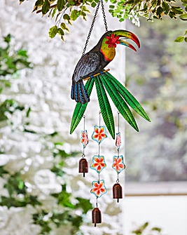 Toucan Wind Chime