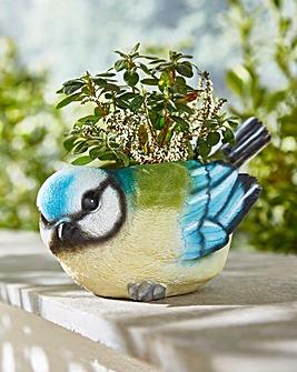 Bird Flower Pot
