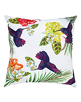 Hummingbird Outdoor Cushion