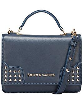Smith & Canova Corner Studded Flapover