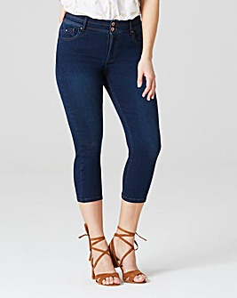 Shape & Sculpt Crop Jeans