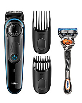 Braun 39 in 1 Beard Trimmer Grooming Kit
