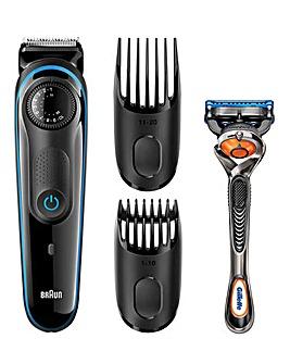 Braun 39 in 1 Beard Trimmer Grooming Kit