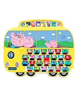 Peppa Pig Alphaphonics Campervan