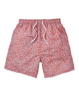 Capsule Print Swimshorts