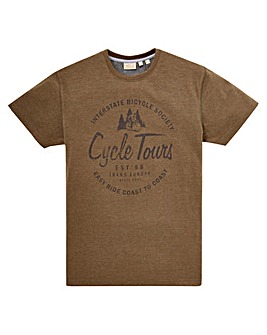 WILLIAMS & BROWN Short Sleeve T-Shirt