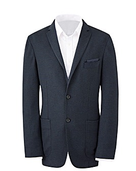 WILLIAMS & BROWN Two Tone Blazer