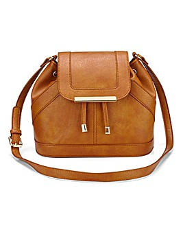 Structured Shoulder Bag