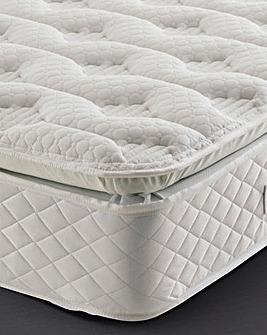 Silentnight Geltex Pillowtop Double