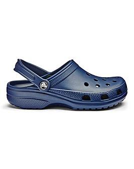 Crocs Navy Classic Clogs