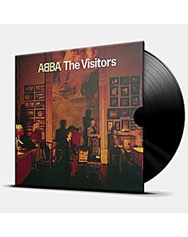 Abba The Visitors Vinyl