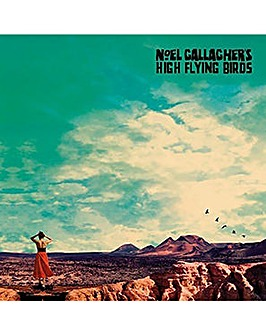 Noel Gallaghers Who Built the Moon CD