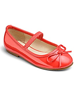 TKD Girls Ballerina Shoes
