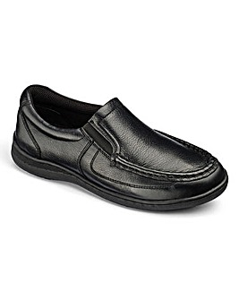 Oscar Boys Slip On Shoes G Fit
