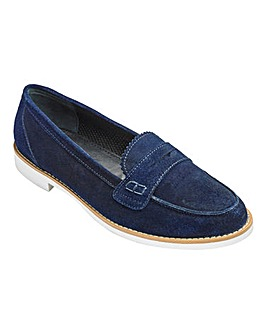 Heavenly Soles Loafers E Fit