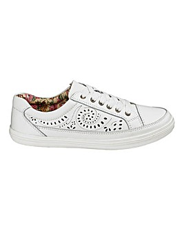 Cushion Walk Lace Up Shoes EEE Fit