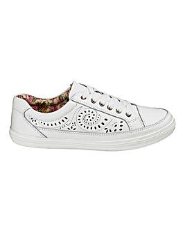 Cushion Walk Lace Up Shoes E Fit