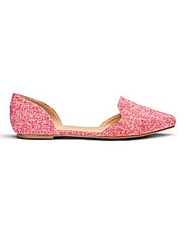 Heavenly Soles Two Part Shoes E Fit