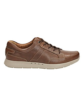 Clarks UnLomac Lace Shoes G fitting