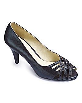Joanna Hope Peep Toe Shoes EEE Fit