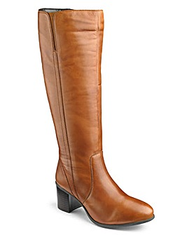 Heavenly Soles Boots E Super Curvy Calf