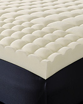 Sleep Better Six Zone Mattress Topper