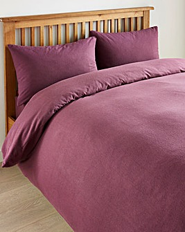 S-Soft Flannelette Cotton Duvet Cover
