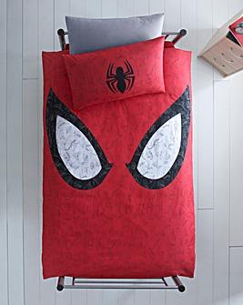 Spiderman Panel Duvet Set