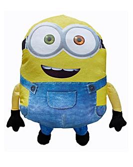 3D Bob Shaped Minion Cushion