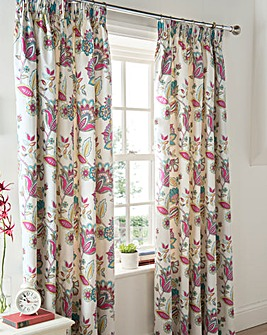 Marinelli Thermal Pencil Pleat Curtains