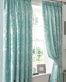 Sophie Jacquard Curtains