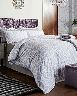 Rimini 300 Cotton Sateen Duvet Cover Set