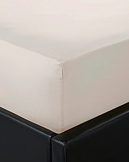 Hotel Collection 400T Sateen Flat Sheet