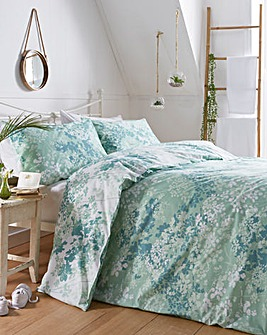 Blossom Printed Duvet Cover Set