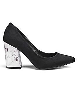 Amelia Court Shoe EEE Fit