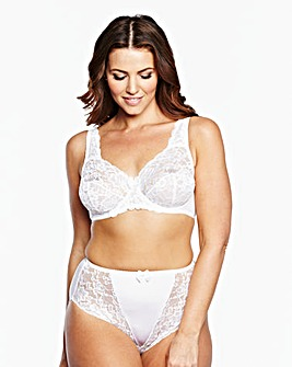 2 Pack Ella Full Cup Black/White Bras