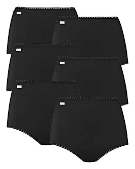 Playtex 6Pk Maxi Briefs