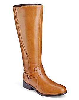 Heavenly Soles Boots E Curvy Plus Calf